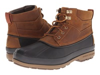 Sperry Gold Bay Boot Tan Black Men's Lace Up Boots Multi