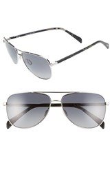 Men's Salt 'Rex' 60Mm Polarized Sunglasses Tempest Grey Grey