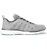Athletic Propulsion Labs Techloom Pro Running Sneakers Gray