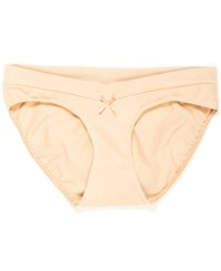 Motherhood Maternity Hipster Briefs Nude