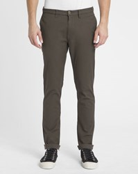 Ben Sherman Khaki Slim Fit Chinos