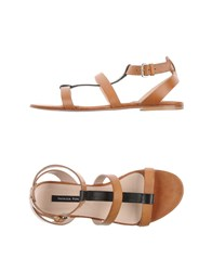 Patrizia Pepe Footwear Sandals Women Tan