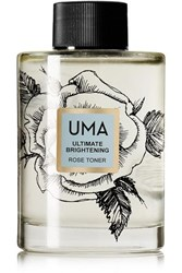 Uma Oils Ultimate Brightening Rose Toner Colorless