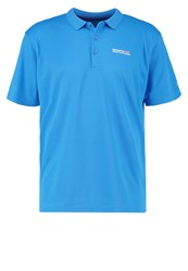 Regatta Maverik Iii Polo Shirt Hydro Blue Royal Blue