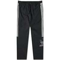 Adidas Outline Cropped Pant Black