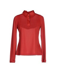 Gattinoni Topwear Polo Shirts Women