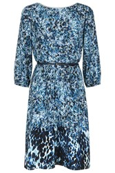 Fenn Wright Manson Cosmic Dress Blue Multi