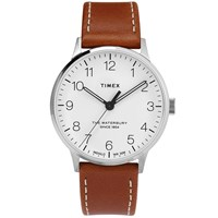 Timex Waterbury Classic Watch Brown