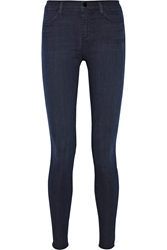 J Brand The Maria Stocking High Rise Skinny Jeans