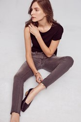 Anthropologie Jean Shop Heidi Low Rise Petite Jeans Denim Dark