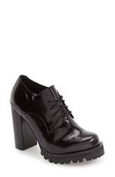 Jeffrey Campbell Women's 'Enlist' Oxford Pump