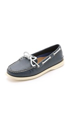 Sperry Kent Boat Shoes Navy