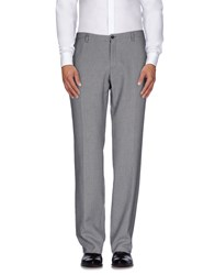 Master Coat Trousers Casual Trousers Men Grey