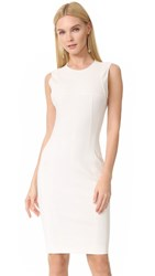 Narciso Rodriguez Sleeveless Dress Gesso