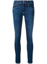 Polo Ralph Lauren Classic Skinny Fit Jeans Blue