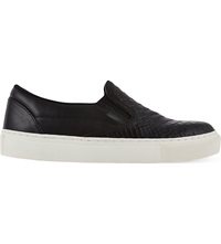Kg By Kurt Geiger Londres Slip On Trainers Blk Other