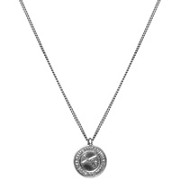 A.P.C. Clint Necklace Argent