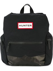 Hunter 'Original Moust' Backpack Black