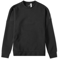 Adidas Z.N.E. Crew Sweat Black