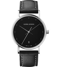 Georg Jensen Koppel 32 Stainless Steel Watch