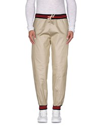 Band Of Outsiders Trousers Casual Trousers Men Gold