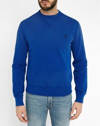 Polo Ralph Lauren Royal Blue Sweatshirt