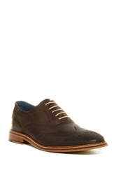 Rush By Gordon Rush Emory Wingtip Oxford Brown