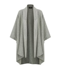 William Sharp Crystal Collar Cashmere Cape Female