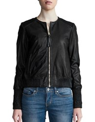 Day Birger Et Mikkelsen Solid Cropped Jacket Black