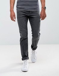 Selected Homme Jeans In Slim Fit Gray