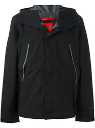 The North Face Hooded Jacket Black