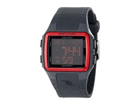 Rip Curl Drift Anodized Digital Pu Slate Watches Metallic