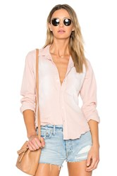 Citizens Of Humanity Barry Button Down Rose Quartz
