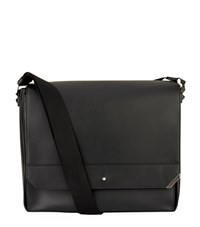 Montblanc Urban Spirit Messenger Bag Black