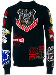 Philipp Plein 'Frostproof' Jumper Black