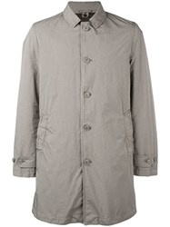 Aspesi Loose Fitted Coat Nude And Neutrals