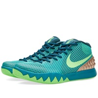 Nike Kyrie 1 Teal And Green Strike