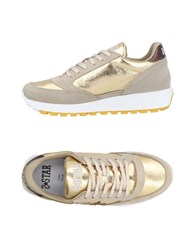 2Star Sneakers Gold