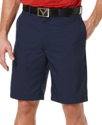 Callaway Big And Tall Flat Front Classic Performance Golf Shorts