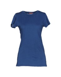 Zooey T Shirts Blue