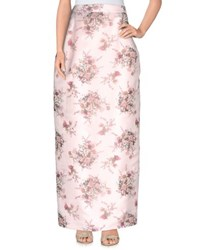 Alex Vidal Skirts Long Skirts Women Light Pink