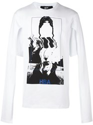 Hood By Air 'Montgomery Graduation' T Shirt White