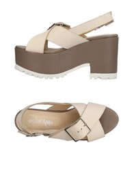 Ottod'ame Sandals Ivory