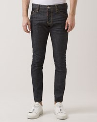 Dsquared Natural Sexy Twist Jeans Blue