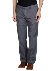 Trussardi Jeans Casual Pants Dove Grey