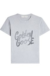 Golden Goose Logo T Shirt