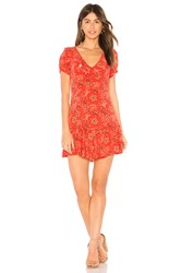 Spell And The Gypsy Collective Celestial Playdress Red