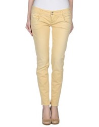 Cycle Denim Pants Beige