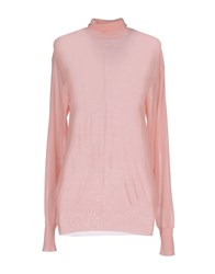 Celine Turtlenecks Pink
