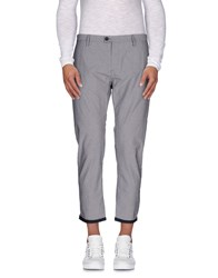 Individual Trousers Casual Trousers Men Pastel Blue
